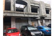 Rumah Hitung Tanah di Jl Pembangunan, Gajah Mada, Jakarta Pusat