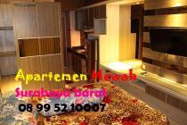 1 bed studio kelas hotel mewah di Puncak Golf Surabaya barat