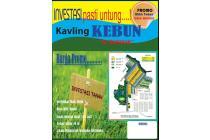 Tanah kavling murah di kota Bogor, bisa dicicil, Cijeruk Bogor