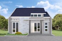 Rumah minimalis Dp ringan din purwokerto