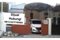 Rumah di Jl. Lebak Timur Surabaya
