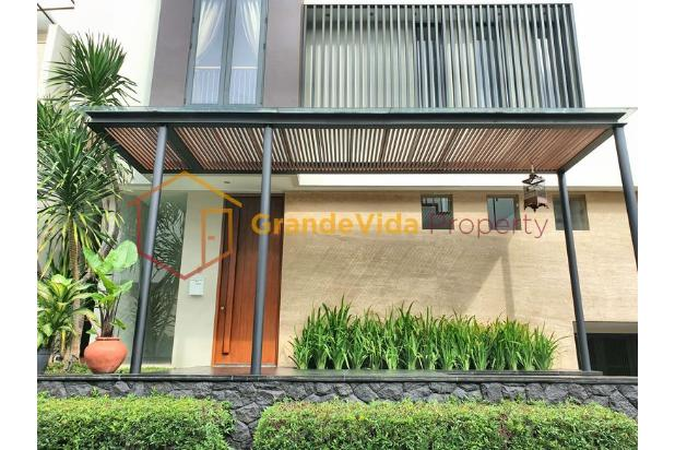 CIPETE-SIAP HUNI PRIVATE POOL DALAM TOWNHOUSE, SEMI FURNISHED