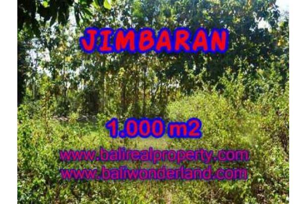 Kesempatan Investasi, 1.000 m2 Lingkungan Perumahan di Jimbaran Ungasan  3873612