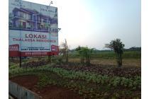 Rumah Mrh Kawasan Elit Karawang DP.3% ALL IN cuma Cluster THALASSA GALUHMAS