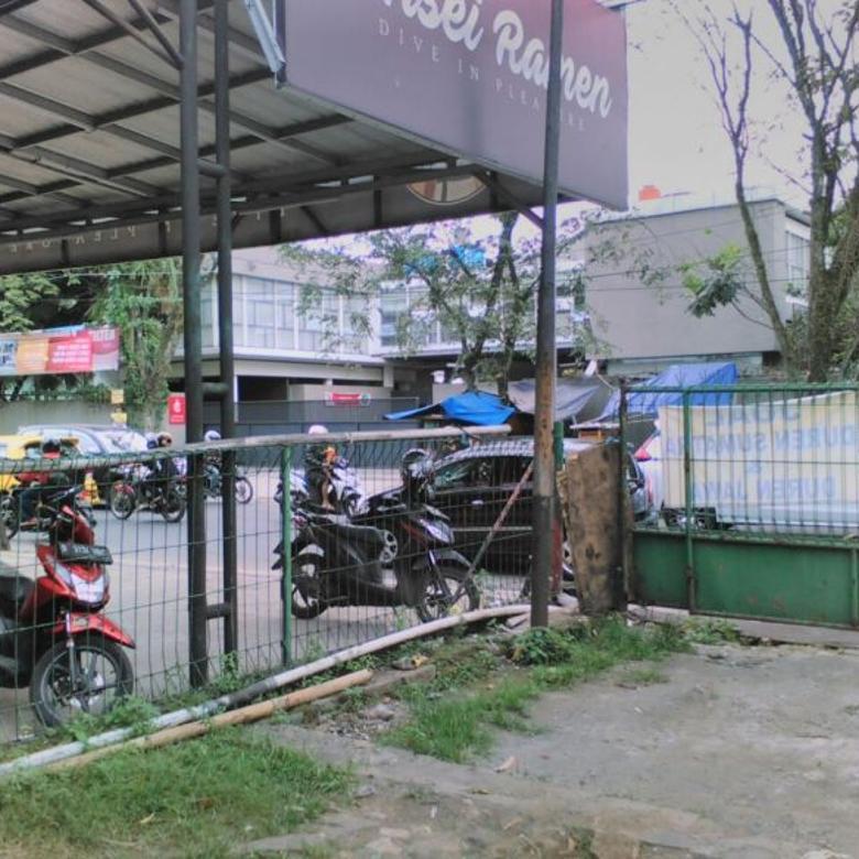 Tanah Kota Murah untuk Ruko Di Jl Raya Margacinta dekat summarecon Bandung