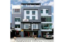 Ruko Gandeng 2 Unit cocok untuk Bank / Usaha di Meruya Jakarta Barat