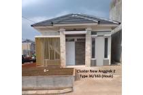Grand Depok City, Cluster New Anggrek 2 Type 36 Huok