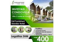 Jual Villa Murah Di Puncak Harga Promo 400jutaan