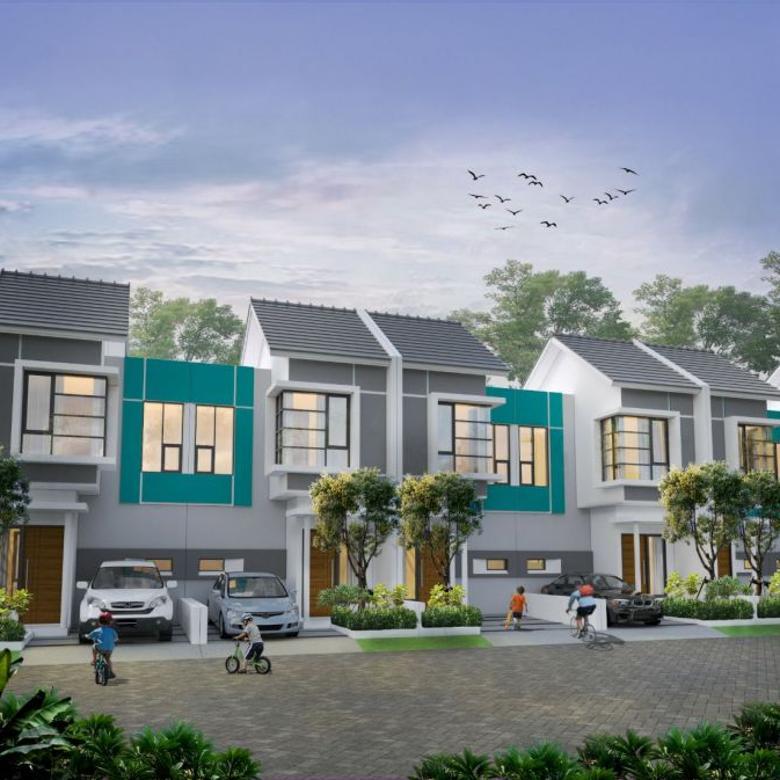 Rumah Townhouse dijual Murah di AW Syahranie Kota Samarinda