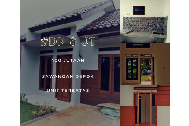 Rumah KPR Tanpa DP di Sawangan Depok 13425650