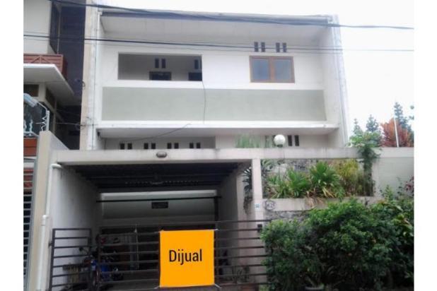 Dijual Cepat Rumah Asri siap huni di kawasan Elite Komplek Pondok Hijau Setiabudi Bandung 4692895