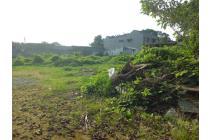 Tanah Kavling murah di pinggir jalan di bintara bekasi