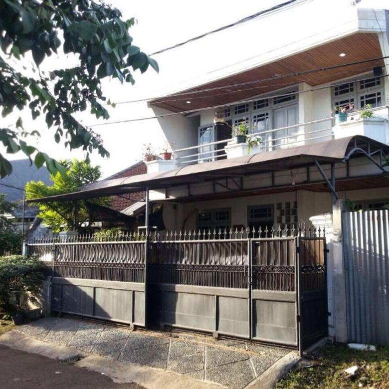 Di Jual Rumah Taman Alfa Indah - Joglo - Jakarta Barat