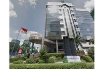 Disewakan ruang kantor, luas 191 Sqm, di Gedung TATA PURI, Thamrin, Jakpus