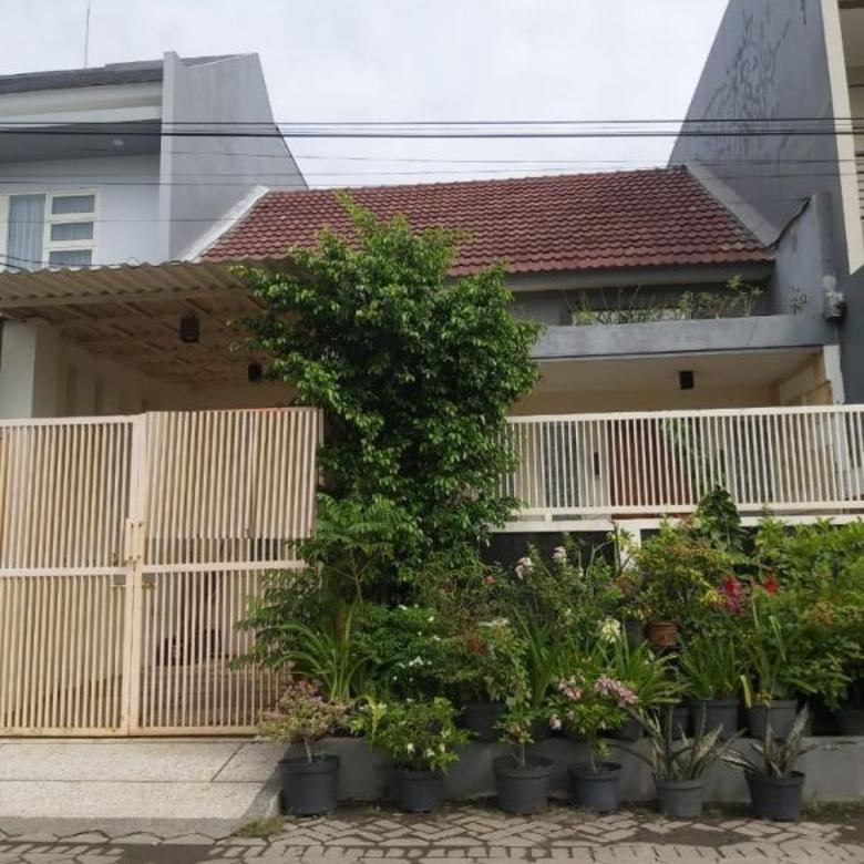 Rumah Semi Furnish Minimalis Nirwana Eksekutif