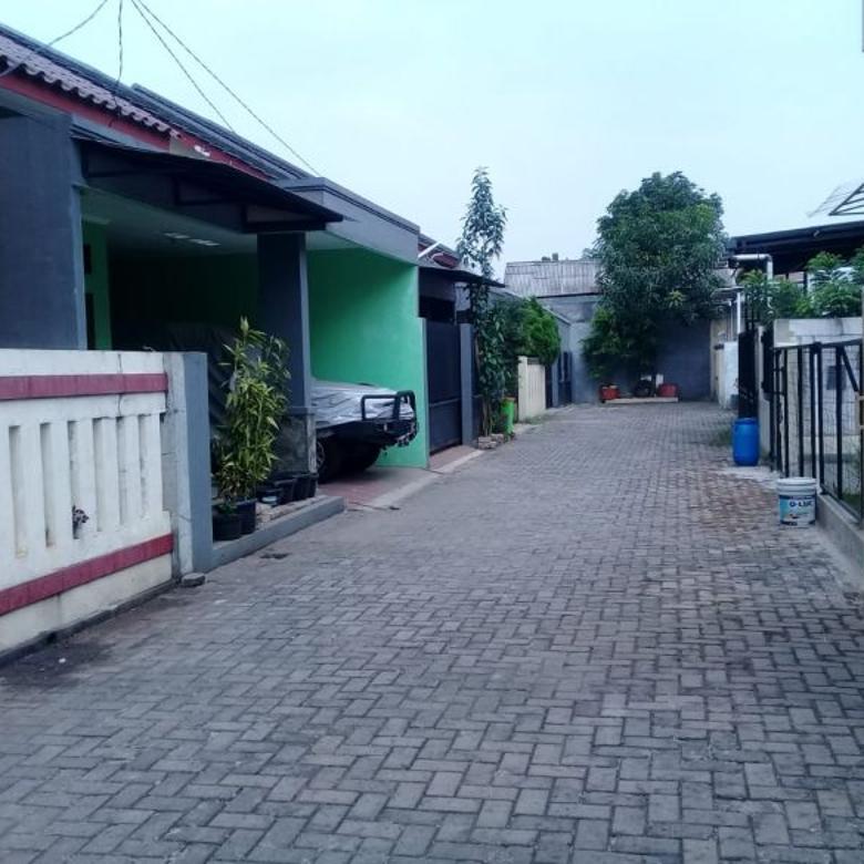 Rumah siap huni (second) di beji depok akses mudah pintu toll