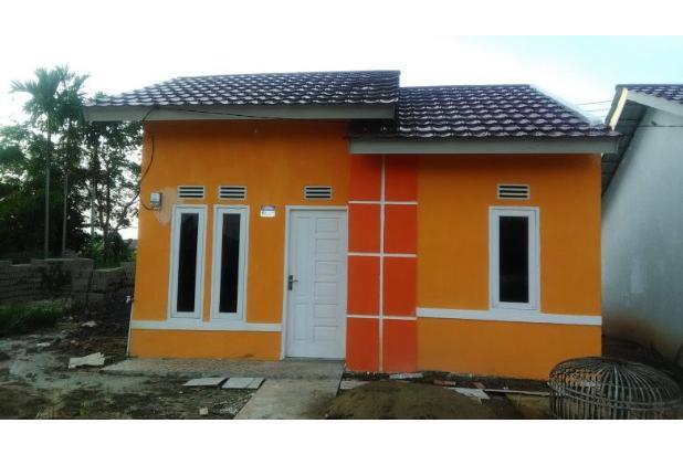 rumah type 36, lokasi strategis, bebas banjir, nilai investasi tinggi