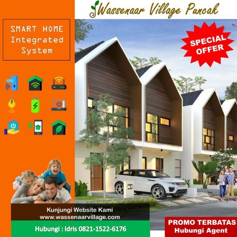 Investasi Villa Puncak Di Kawasan Perkebunan Teh 1000ha