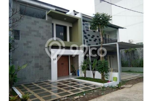 rumah mewah 2 lantai lokasi strategis 13097591