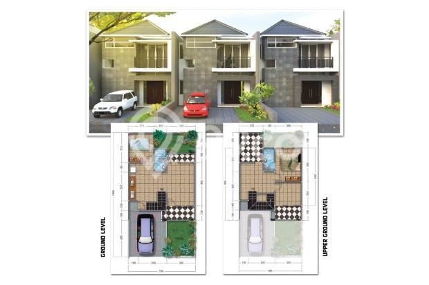 rumah mewah 2 lantai lokasi strategis 13097598