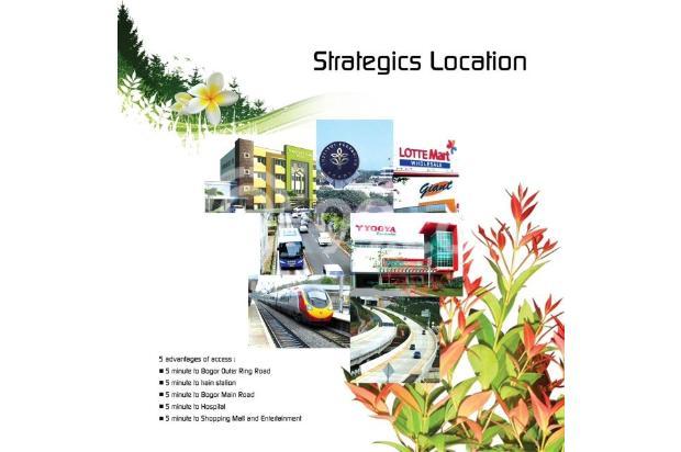 rumah mewah 2 lantai lokasi strategis 13097600