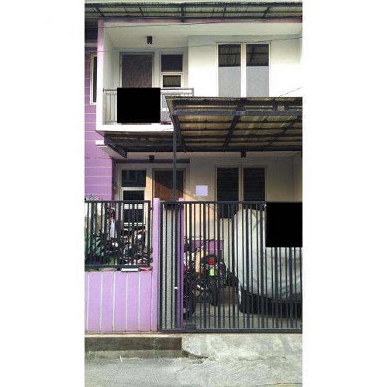 Rumah 2 Lantai di Kresek Indah, sebelah Green lake City