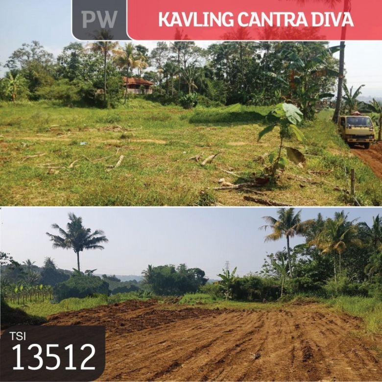 Kavling Cantra Diva, Bogor,236,01 m², SHM