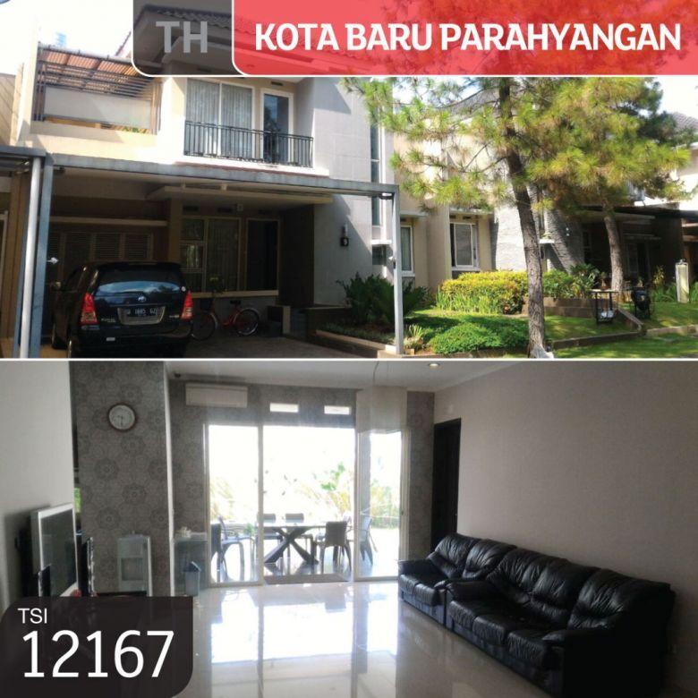 Rumah Kota Baru Parahyangan Timur Larang Tapa, Bandung, 12x30m, 2 Lt, SHM