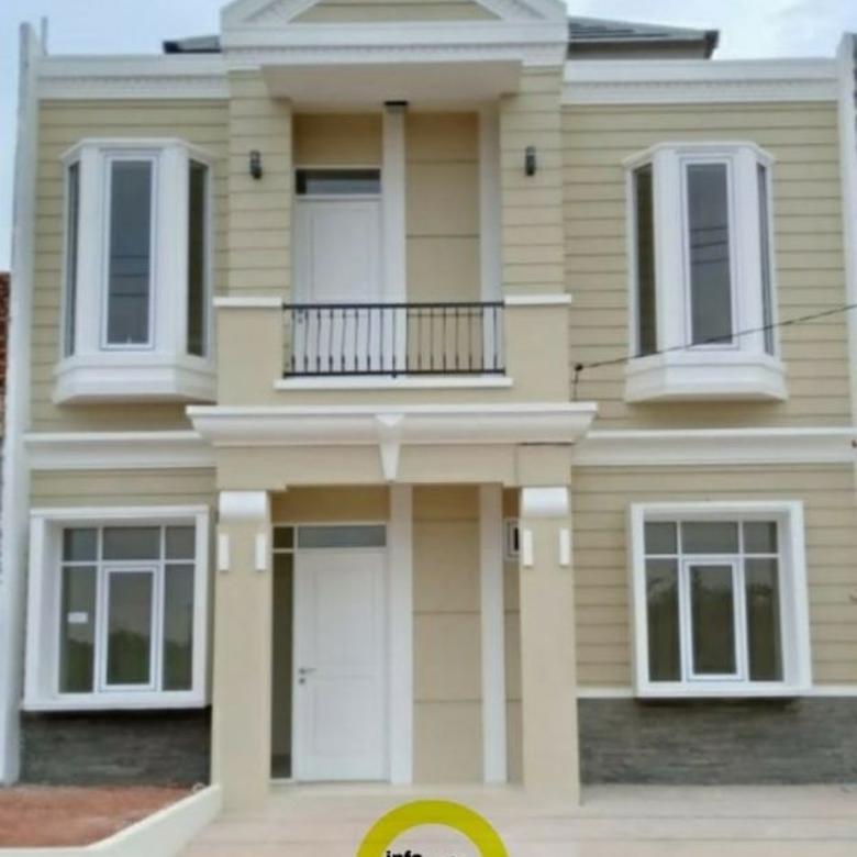 Over kredit rumah 2 lantai Grand Depok City Cluster New Anggre