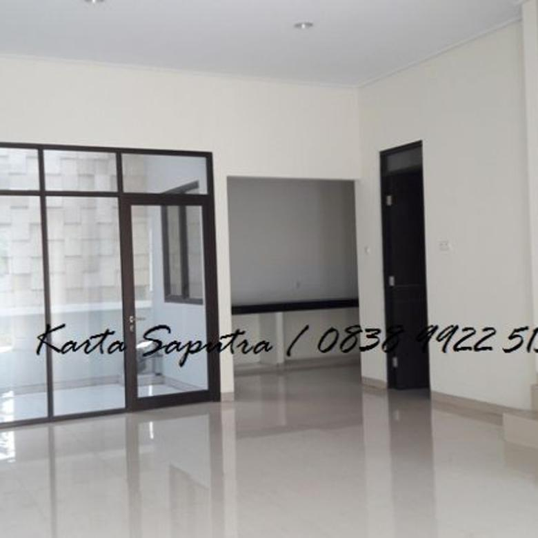 Rumah Baru Minimalis di Sunter 7x16 (Jalan Lebar)