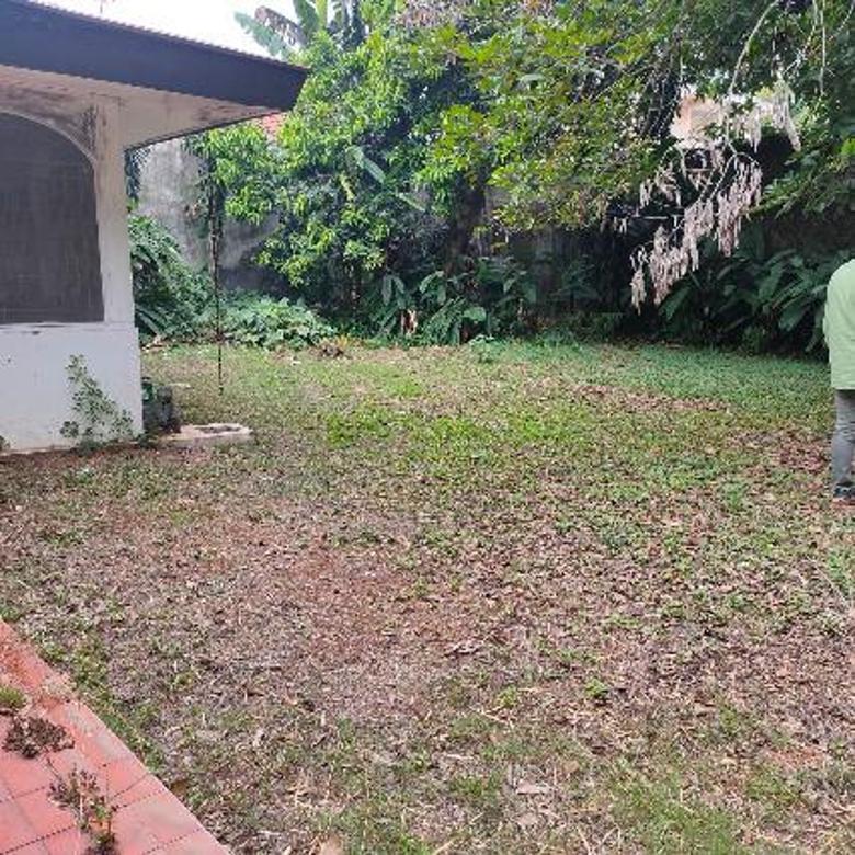 Tanah Kavling lingkungan nyaman dan asri lokasi gaharu Cipete