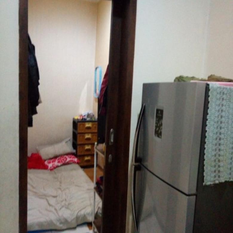 rumah cluster 2 lantai bernuansa bali di bandung