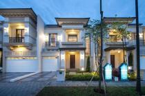 jadeite residence, rumah samping taman jadeite de park BSD