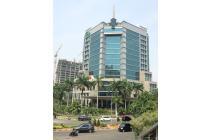 Disewa Ruang Kantor 100 sqm di Graha Kirana, Sunter Jaya, Jakarta Utara