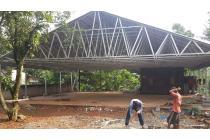 Tanah strategis di Gunung Sindur, Kab. Bogor