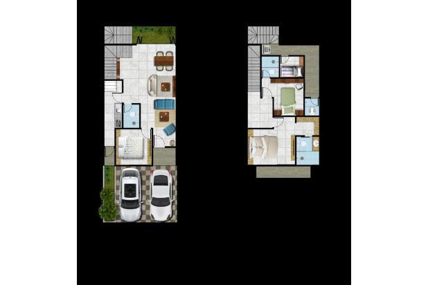 Rp3,01mily Rumah Dijual