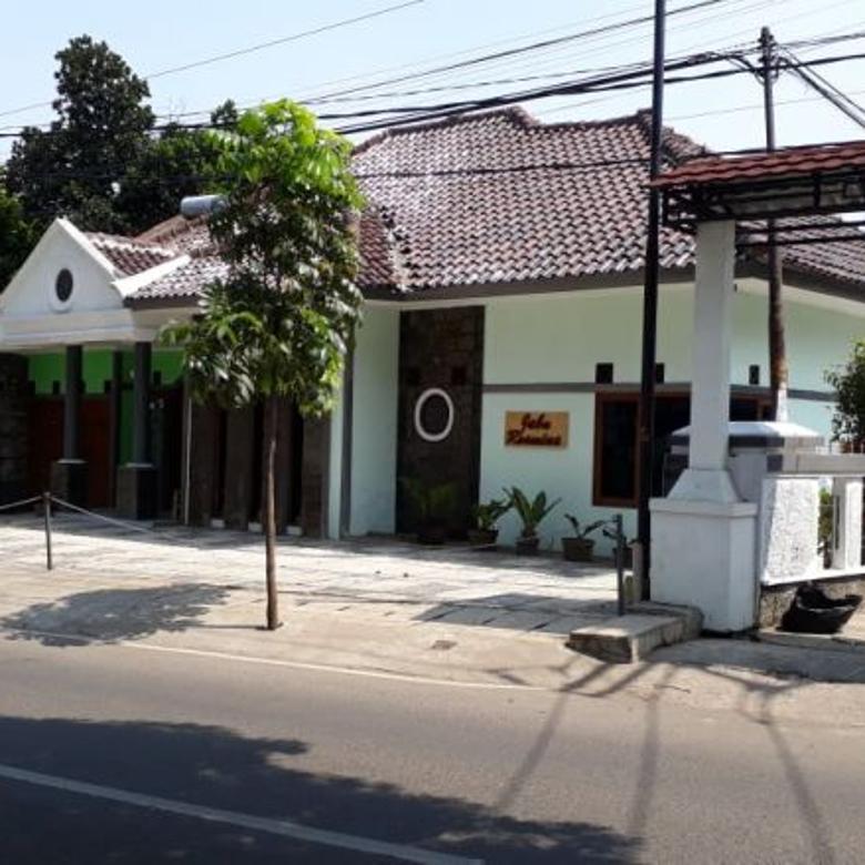 Rumah Bebas Banjir Jalan Raya Sangkuriang, Cimahi Utara