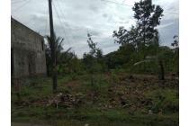 Invest Tanah Jalan Raya Krebet , cicilan 12x