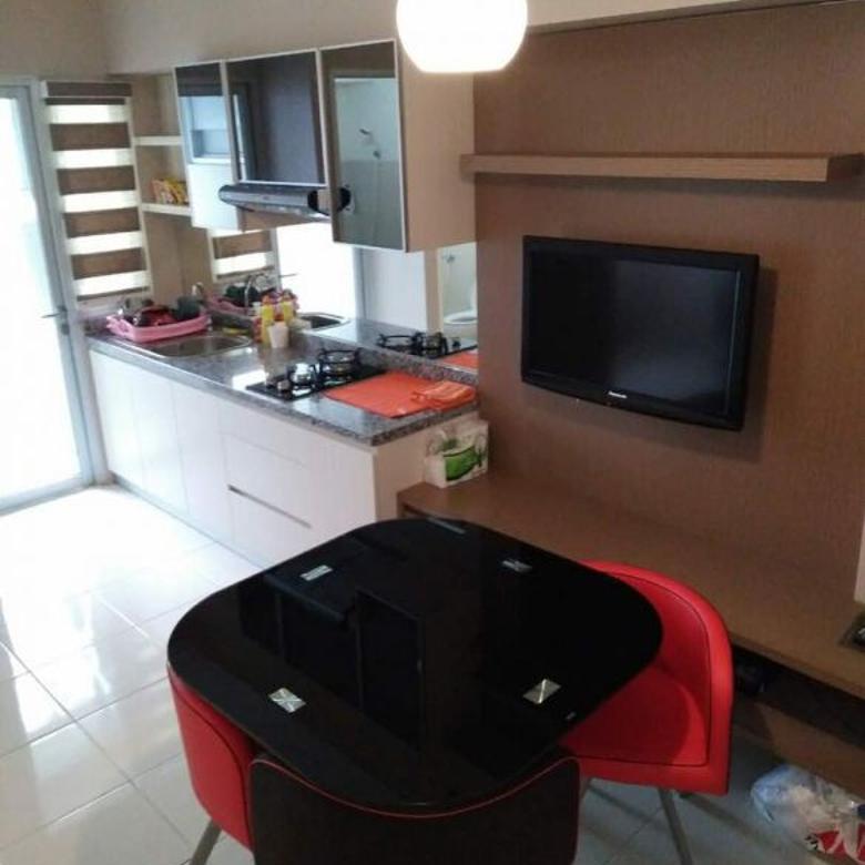 Educity 2br furnish lantai 5 murah