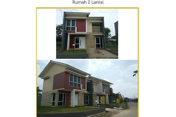 Rumah 2 lantai murah di mampang depok siap huni 17935604