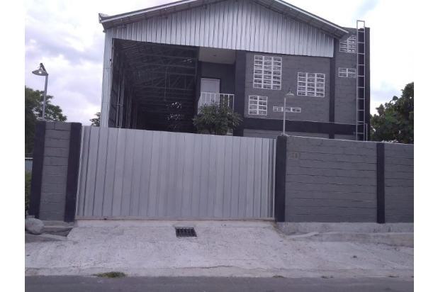 gudang murah 400m2 di purwomartani mangku jalan