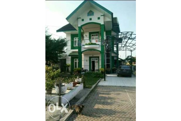 Dijual Rumah 3 lantai. Di jalan Kualanamu. T.Morawa. DeliSerdang. 9488862