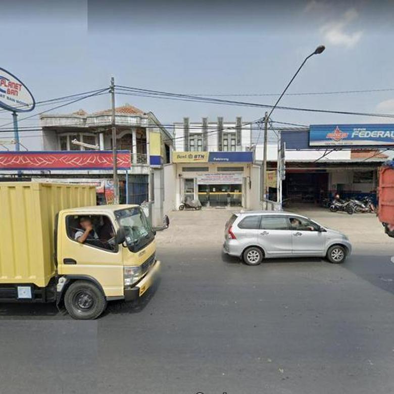 Ruko Jalan Padalarang , Kertamulya – Bandung Barat
