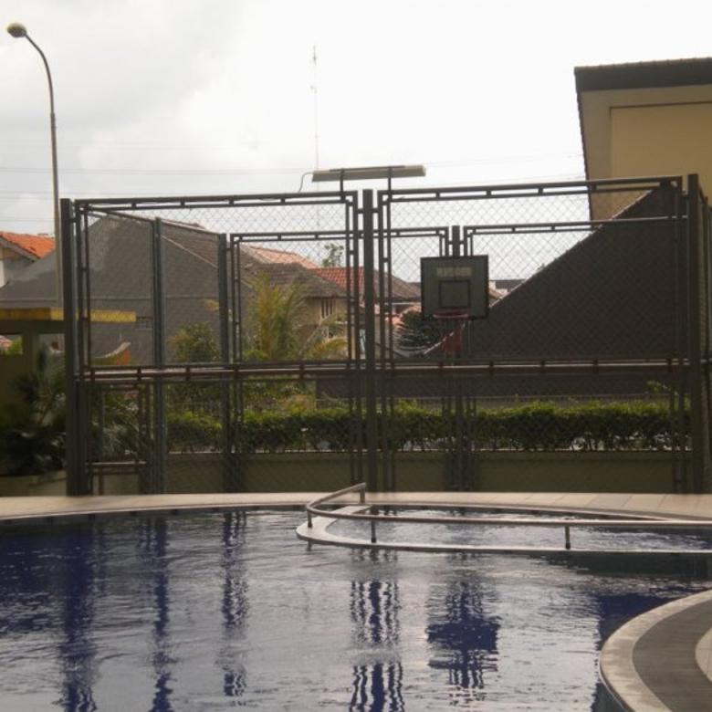 Apartemen 2 Kamar Kosongan Murah,Siap isi Furnish, Potensi bagus Di Bandung