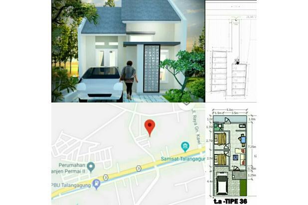 rumah baru talangagung 16844204