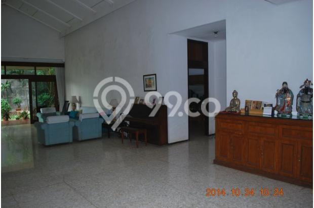 Rumah Siap Huni dengan Tanah Luas di Cinere 4427709