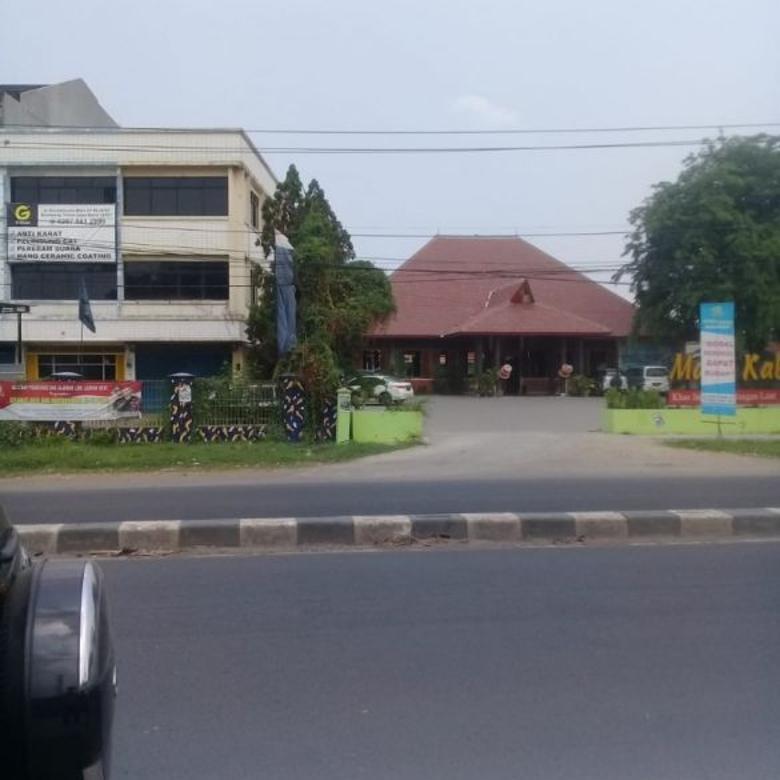 Dijual Ruko Murah di Surotokunto, Karawang BU