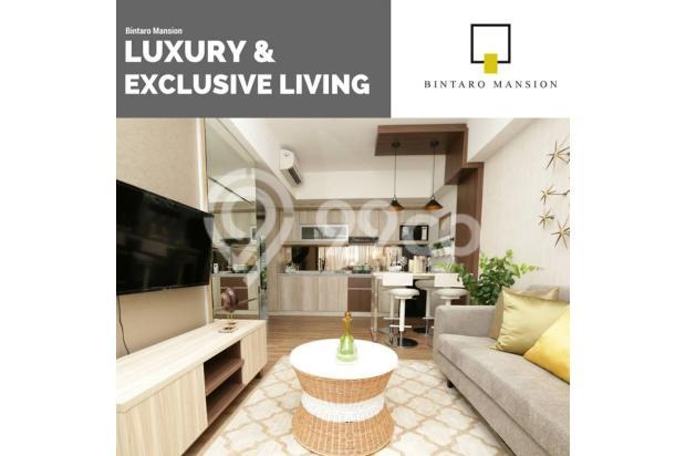 Bintaro Mansion Apartemen 2 BR Hunian Exclusive DP ringan 15423818