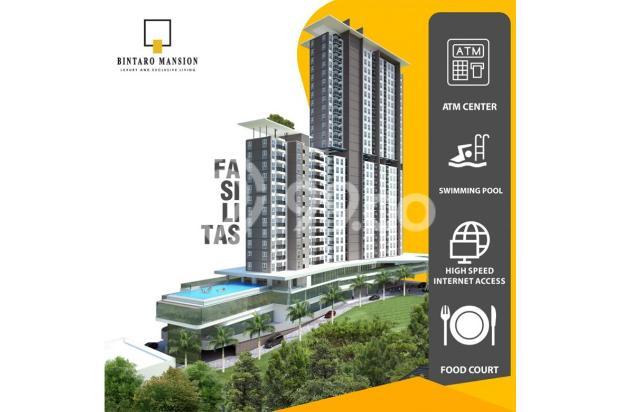 Bintaro Mansion Apartemen 2 BR Hunian Exclusive DP ringan 15423821