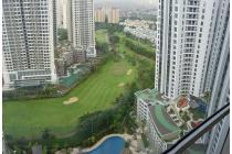 disewakan apartemen the mansion dukuh golf kemayoran 2br semi furnished
